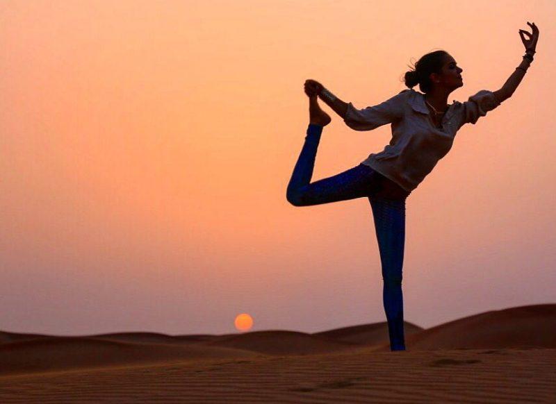 yoga retreat in merzouga